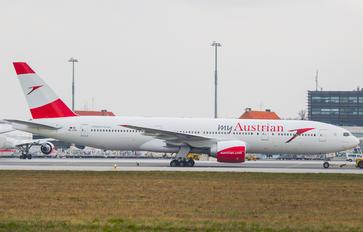 OE-LPD - Austrian Airlines/Arrows/Tyrolean Boeing 777-200ER