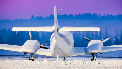 SP-KKT - Private Cessna 303 Crusader