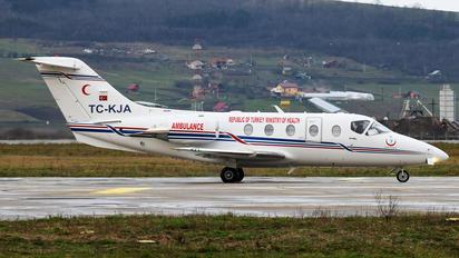 TC-KJA - Turkey - Government Beechcraft 400XP Beechjet