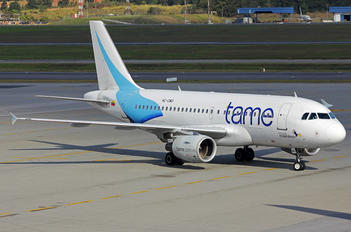 HC-CMO - TAME Airbus A319