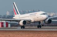 F-GRXL - Air France Airbus A319 aircraft