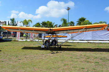 XB-XXZ - Private Quicksilver Aircraft Quicksilver Sport S2