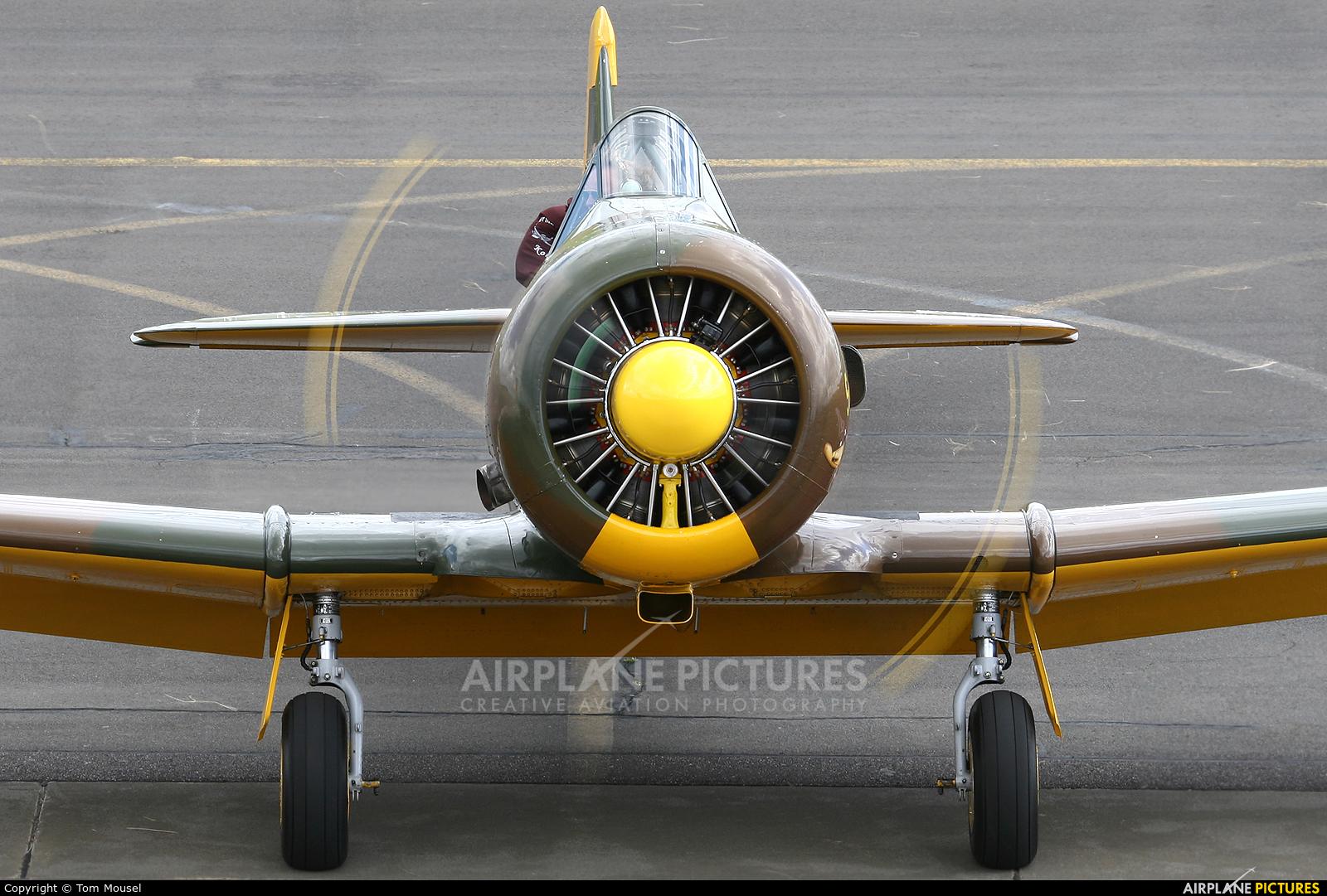 Private D-FAME aircraft at Bitburg