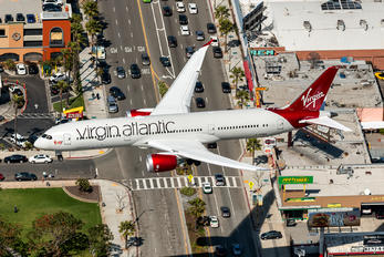 G-VOWS - Virgin Atlantic Boeing 787-9 Dreamliner