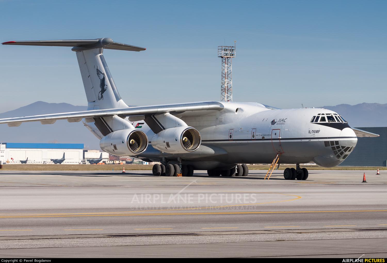 Jordan - Air Force 361 aircraft at Sofia