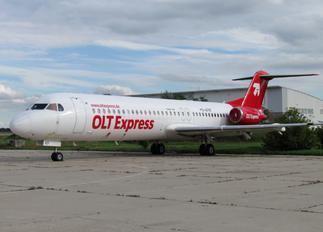 D-AFKF - OLT Express Fokker 100