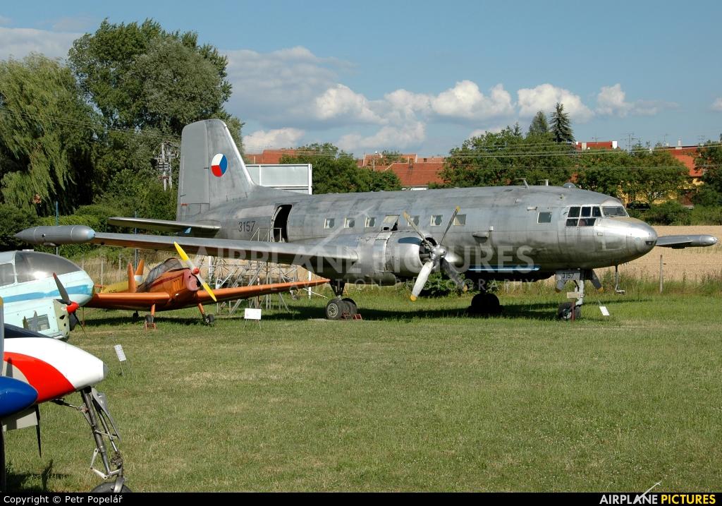 Czechoslovak - Air Force 3157 aircraft at Uherské Hradiště - Kunovice