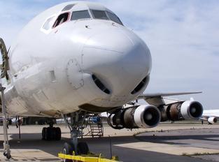 EC-EMD - Cygnus Air Douglas DC-8-62CF