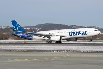 C-GCTS - Air Transat Airbus A330-300