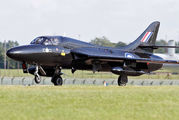 G-FFOX - Private Hawker Hunter T.7 aircraft