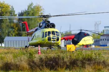 RA-22563 - UTair Mil Mi-8T