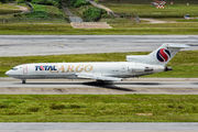 PR-TTP - Total Linhas Aéreas Boeing 727-200F aircraft