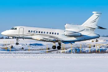 OO-FFE - Airfix Aviation Dassault Falcon 2000 DX, EX