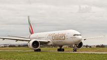 A6-EPD - Emirates Airlines Boeing 777-300ER aircraft