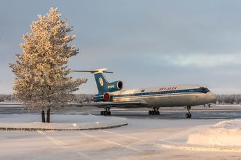 EW-85748 - Belavia Tupolev Tu-154M