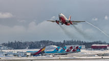 N321DL - Northern Air Cargo Boeing 737-200F aircraft