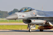 J-872 - Netherlands - Air Force General Dynamics F-16A Fighting Falcon aircraft