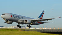 N799AN - American Airlines Boeing 777-200ER aircraft