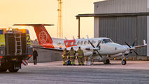 LN-KYV - Sundt Air Beechcraft 300 King Air aircraft