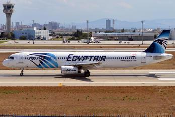 SU-GBW - Egyptair Airbus A321