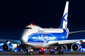 VP-BIG - Air Bridge Cargo Boeing 747-400F, ERF