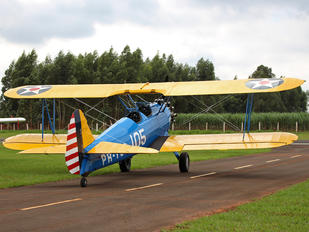PR-TCP - Private Boeing Stearman, Kaydet (all models)