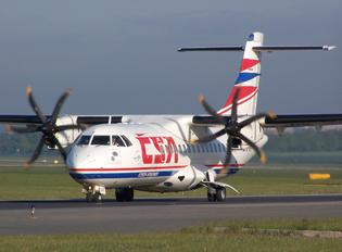 OK-AFF - CSA - Czech Airlines ATR 42 (all models)