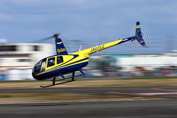 JA07EZ - Osaka Aviation Robinson R44 Astro / Raven
