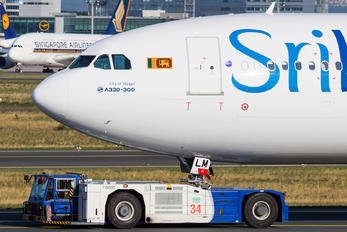 4R-ALM - SriLankan Airlines Airbus A330-300