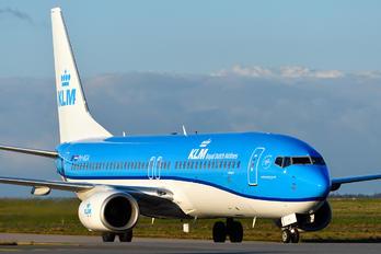 PH-BGA - KLM Boeing 737-800