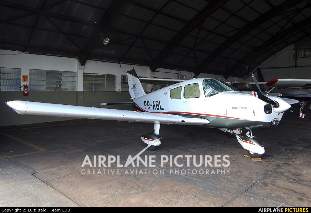 Aero Club de Londrina PR-ABL aircraft at Londrina – Gov. José Richa