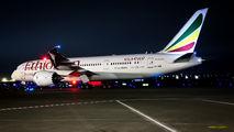 ET-AOR - Ethiopian Airlines Boeing 787-8 Dreamliner aircraft