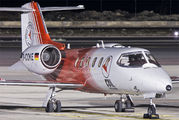 D-COKE - FAI - Flight Ambulance International Learjet 35 aircraft