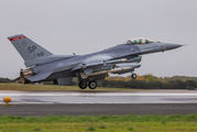 91-0418 - USA - Air Force General Dynamics F-16C Fighting Falcon aircraft