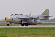 SE-DXB - Swedish Air Force Historic Flight SAAB J 29F Tunnan aircraft