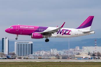 HA-LYO - Wizz Air Airbus A320