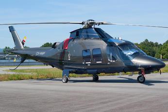 CS-HHP - Private Agusta Westland AW109 SP Da Vinci