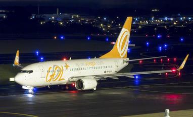PR-GIH - GOL Transportes Aéreos  Boeing 737-700