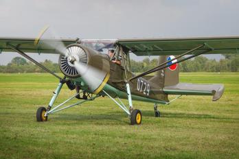 OK-LKH - Private Aero L-60S Brigadýr