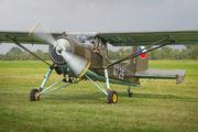 OK-LKH - Private Aero L-60S Brigadýr aircraft