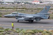 FA-126 - Belgium - Air Force General Dynamics F-16A Fighting Falcon aircraft