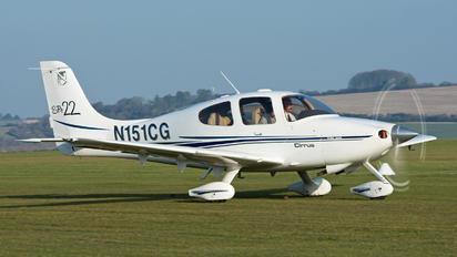N151CG - Private Cirrus SR22
