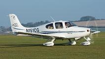 N151CG - Private Cirrus SR22 aircraft