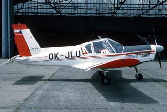 OK-JLU - Air Special Zlín Aircraft Z-42M