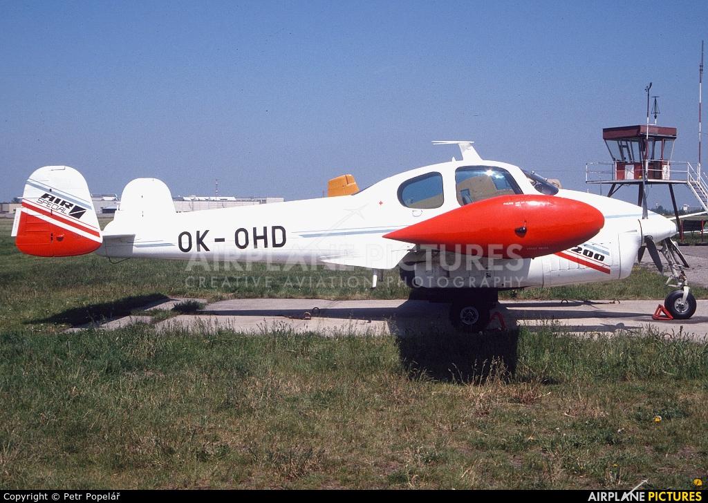 Air Special OK-OHD aircraft at Prague - Letňany