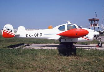 OK-OHD - Air Special LET L-200 Morava