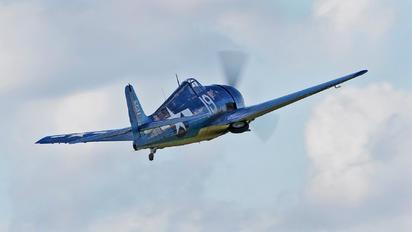 G-BTCC - Patina Grumman F6F Hellcat