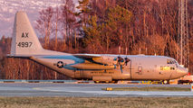 164997 - USA - Navy Lockheed C-130T Hercules aircraft