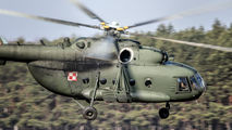 601 - Poland- Special Forces Mil Mi-17 aircraft