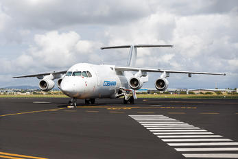 VH-NJM - Cobham Aviation British Aerospace BAe 146-300/Avro RJ100